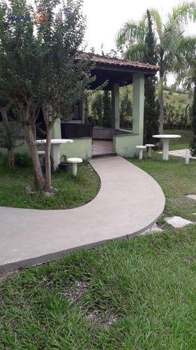 Chácara Com 2 Dormitórios À Venda, 5850 M² Por R$ 680.000,00 - Rio Abaixo - Jacareí/sp - Ch0162
