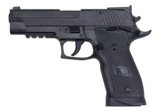Pistola Para Airsoft Modelo Sig Sauer 6mm Hecha De Polímero