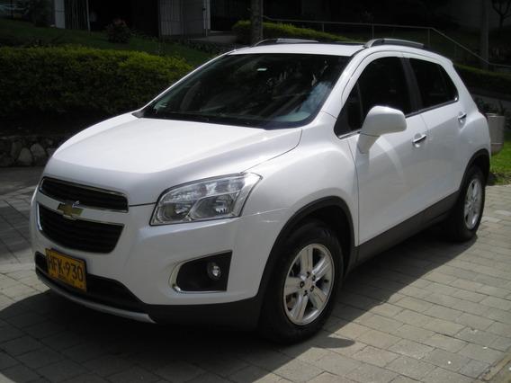 Chevrolet Tracker Lt 2014 Secuencial 4x2