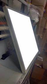 Kit 5 Unds Painel Led Sobrepor 62.5 X 62.5 40w Branco Frio