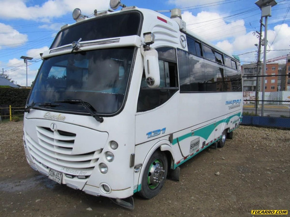 Bus Mercedenz Benz 2004 Lo 712