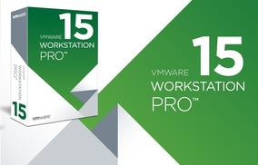 Vmware Workstation 15 Pro V2019 - (novo) + Licença Original