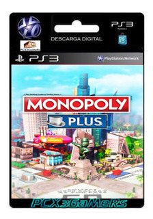 Ps3 Juego Monopoly Plus Pcx3gamers