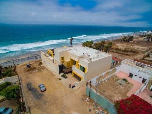 Residencia En Venta Con Frente Al Mar, Playas De Tijuana, Tijuana B.c.