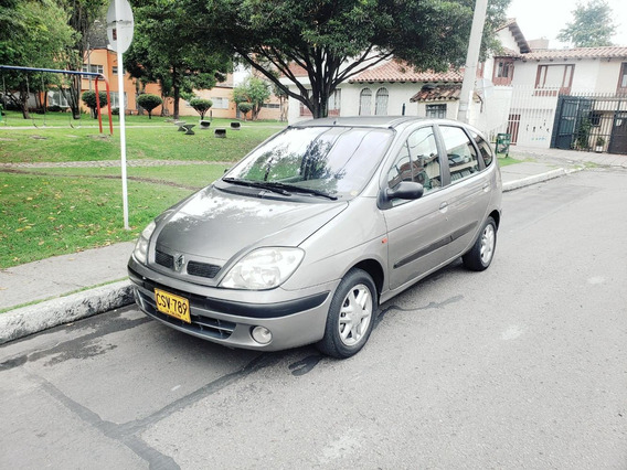 Renault Scenic 1600cc Mt A/a Ab Abs