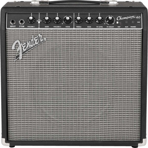 Amplificador De Guitarra Fender Champion 40