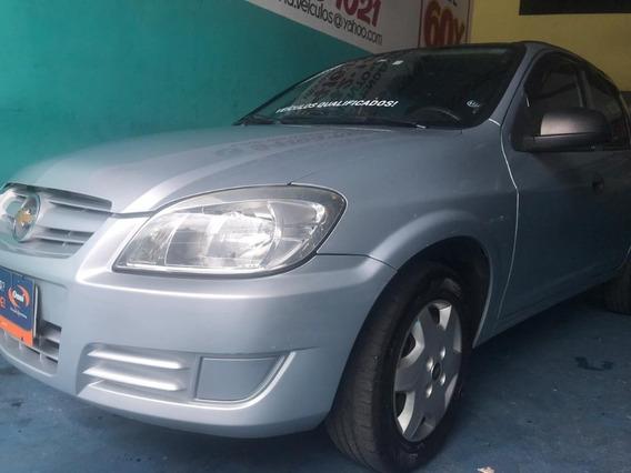 Gm - Chevrolet - Celta Prata 1.0 - 4 Portas - 2010/2011