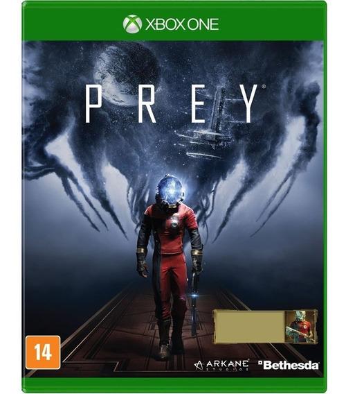 Jogo Prey Xbox One Mídia Física Game Lacrado Português Br
