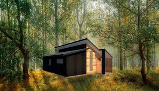 Venta Casa Prefabricada Panel Sip: Casa Ñikemen 54m2