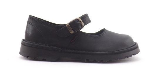 Zapatos Guillermina Marcel Nena Cuero Colegial 27-33