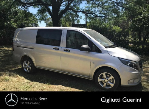 Camioneta Mercedes Benz Vito Mixto Plus 0km Plan 70/30