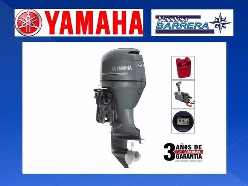 Motor Yamaha 50 Hp 4t Efi  Consultar Oferta Contado En Stock