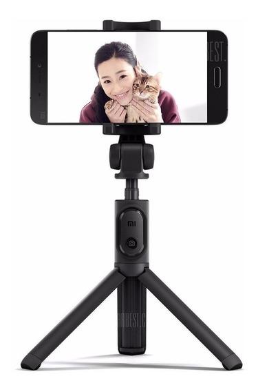 Xiaomi Selfie Stick Bluetooth Remote Obturador Tripé