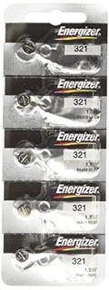 5 321 Baterías Reloj Energizer Batería Batería Sr616sw 5 Bat