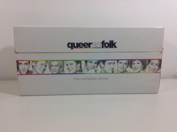 Box Seriado Queer As Folk (região 1)