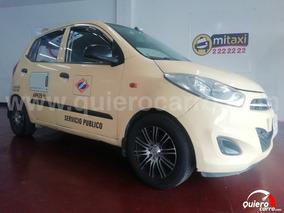 Taxi Hyundai I10 Mod. 2013 En Perfecto Estado