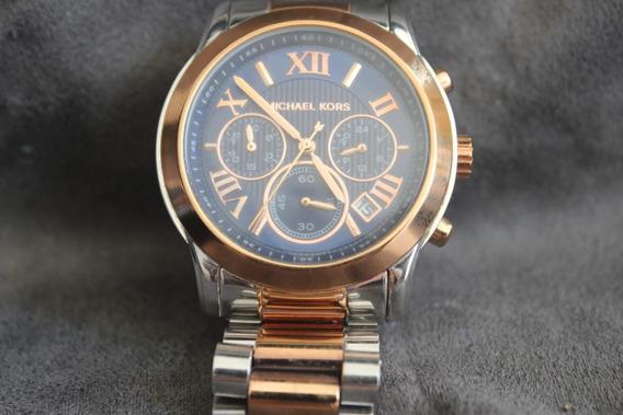 Relógio Feminino Michael Kors Mk6156 Com Pouco Uso
