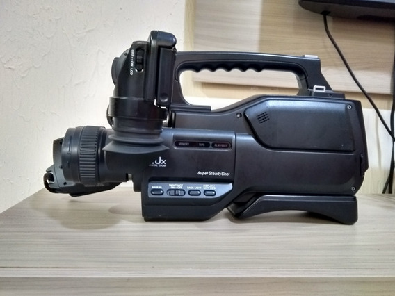 Filmadora Profissional Sony Hvr-hd1000n