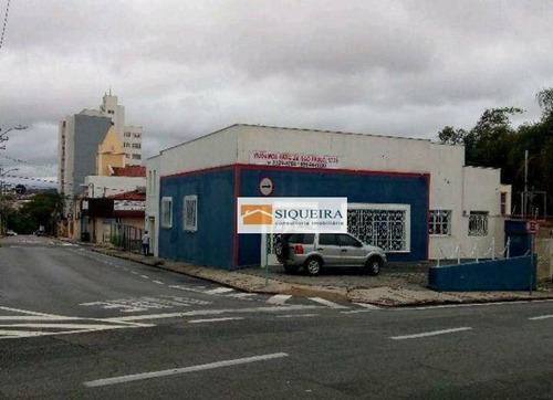Casa Residencial Para Locação, Centro, Sorocaba. - Ca0728