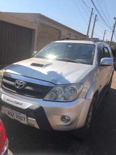 Imagem 1 de 14 de Toyota Hilux 2006 3.0 Srv Cab. Dupla 4x4 Aut. 4p
