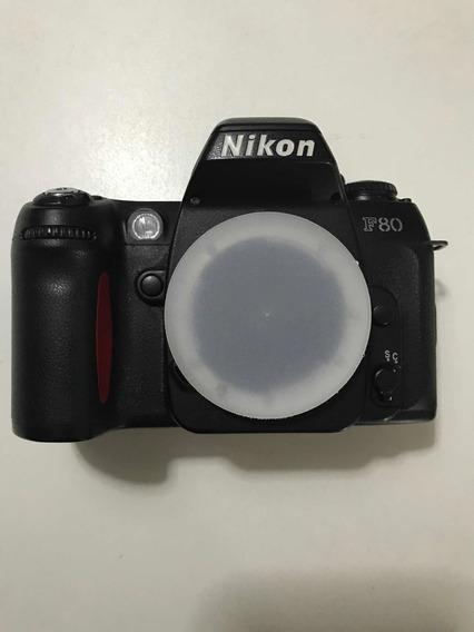 Câmera De Filme Nikon F80