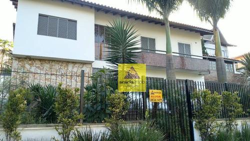 Imagem 1 de 30 de Sobrado Com 4 Dormitórios À Venda, 410 M² Por R$ 1.800.000,00 - City América - São Paulo/sp - So2309