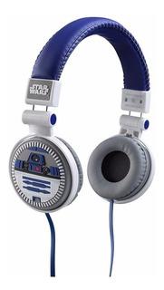 Auricular Vincha Disney Star Wars R2d2 Nuevo Original