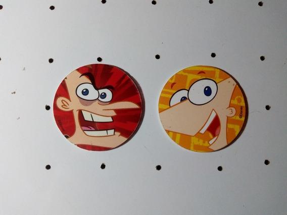 Tazos Disney Phineas Y Ferb Swift