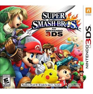 Super Smash Bros 3ds Msi