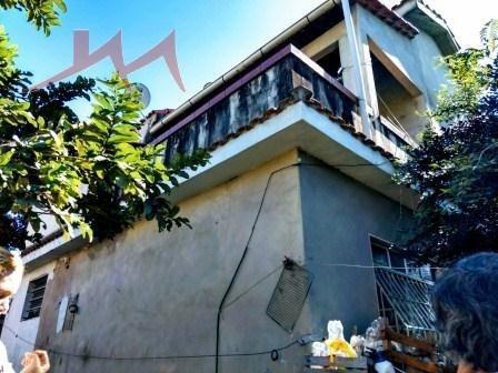 Casa Para Venda, 4 Dormitórios, Laranjal - São Gonçalo - 491