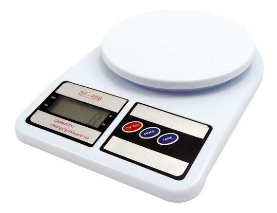 Balança De Precisão Eletrônica Digital 10 Kg Cozinha Dieta