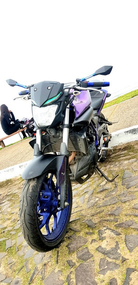 Yamaha Mt03 Com Abs