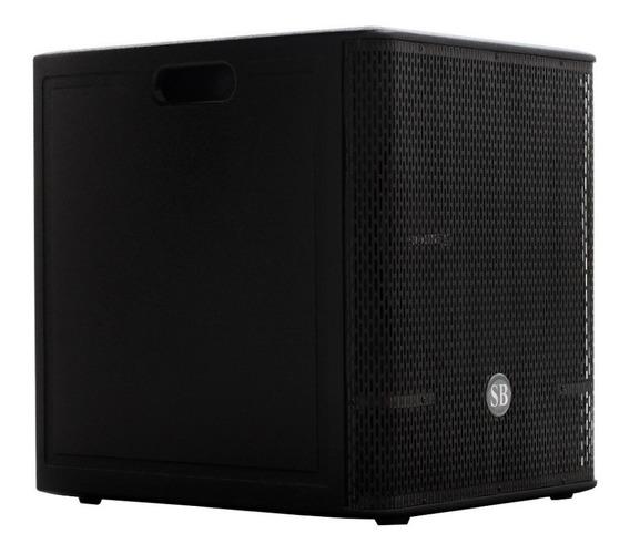 Sub Woofer Soundbox Sub-512 Passiva Frontal No Estado
