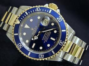 Relógio Submariner Automático Pr/d