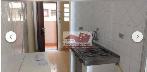 Apartamento Com 1 Dormitório À Venda, 34 M² Por R$ 250.000,00 - Aclimação - São Paulo/sp - Ap13062