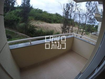 Apto Lindo Com 2 Quartos E Vaga Para Alugar, 60 M² Por R$ 1.300/mês - Maria Paula - São Gonçalo/rj - Ap0455