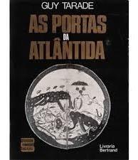 Livro As Portas Da Atlântida Guy Tarade