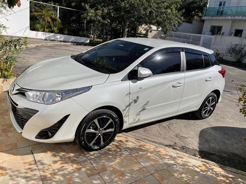 Toyota Yaris 2019 1.5 Xs 16v Cvt 5p
