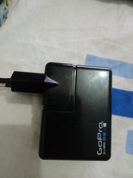 Carregador Parede Dual Gopro Awalc-001 Original
