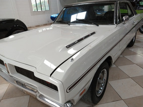 Dodge Charger R T - 1976 - Placa Preta