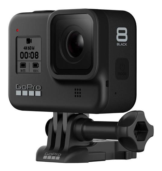 Camera Digital Gopro Hero 8 Black 12 Mp 4k
