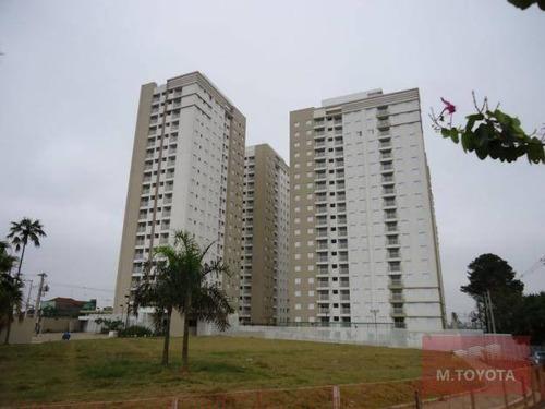 Imagem 1 de 19 de Apartamento Com 3 Dormitórios À Venda, 63 M² Por R$ 370.000,00 - Ponte Grande - Guarulhos/sp - Ap0168