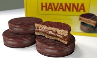 Caja Havanna X 12 Alfajores Mixtos + 2 Cajas Dolce Gusto