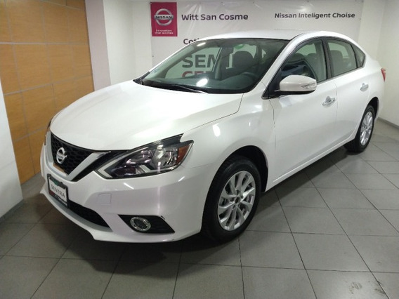 Nissan Sentra 4p Advance L4/1.8 Man