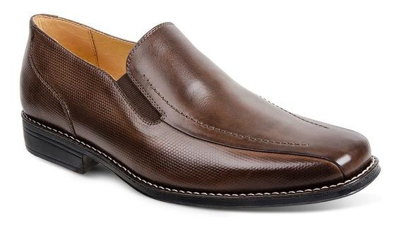 Sapato Social Masculino Sandro Moscoloni Allan Marrom