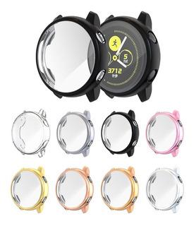 Case Capa Protetora Para Samsung Galaxy Watch Active 40mm