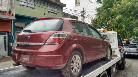 Chevrolet Vectra 5 Puertas Dado De Baja Con Alta De Motor