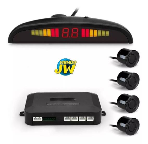 Sensores De Estacionamiento Ultrasónico Display Y Sonido !