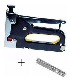 Engrampadora Metalica Manual Profesional 13mm Soundgroup.
