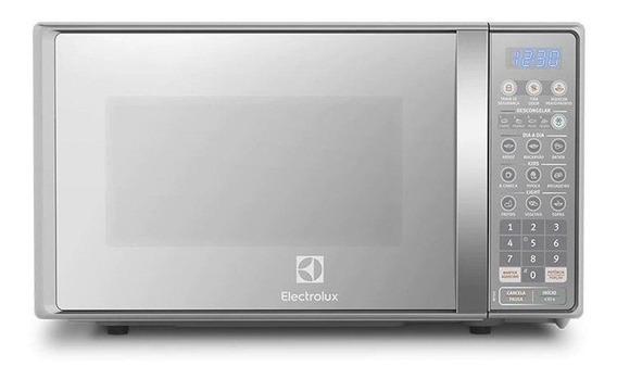 Microondas Electrolux MT30S silver 20L 220V